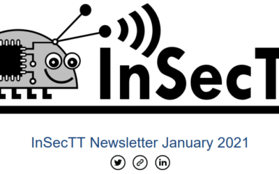 Out now! InSecTT Newsletter January 2021