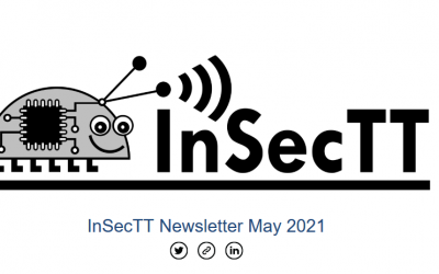 Out now! InSecTT Newsletter May 2021