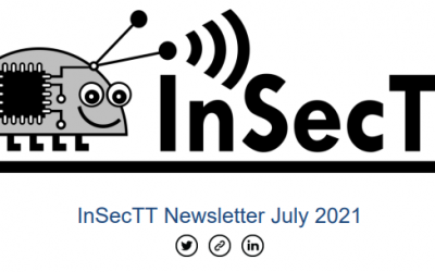 Out now! InSecTT Newsletter July 2021!